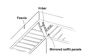Soffits Up Close Extreme How To