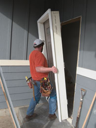 Install An Exterior Door Extreme How To