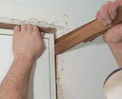 Door gap fill exterior doors often need insulation for Door gap filler