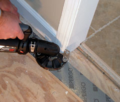 Diy Laminate Floor Installation Extreme How To