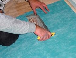 1aFloorSnapTT03 Installing a Laminate Floor