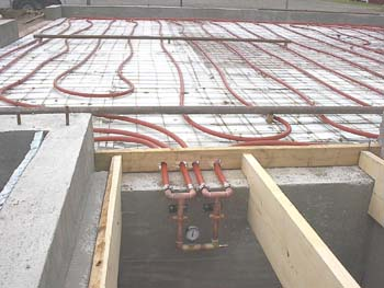 Under Floor Heating Extreme How To