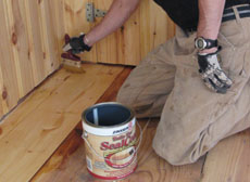 1aSandTT06 How to Sand and Finish Wood Floors
