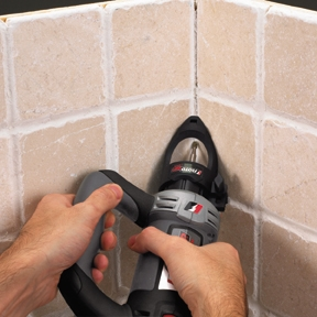 Out With Old Grout Extreme How To