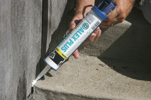 Sealing and Waterproofing - Extreme How To