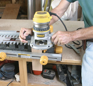 Bye By Log More Woodworking Router Ideas
