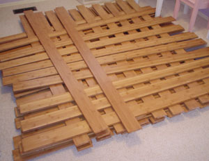 Installing Bamboo Flooring Extreme How To