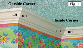 c1 How To Cut And Install Crown Molding And Trim