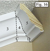 c14 How To Cut And Install Crown Molding And Trim