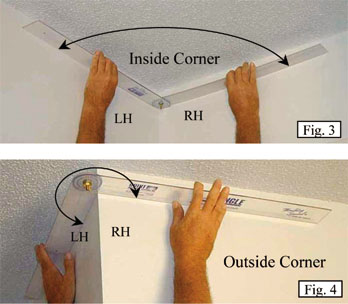 How To Cut And Install Crown Molding Trim Extreme