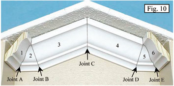 c9 How To Cut And Install Crown Molding And Trim