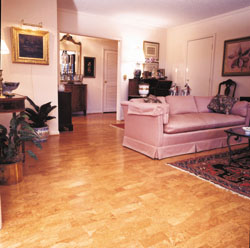 Cork Flooring Should Have A Minimum Density Of At Least 28 Pounds Per Cubic  Foot. However, Cork Flooring Products Are Available With Densities Up To 34  ...