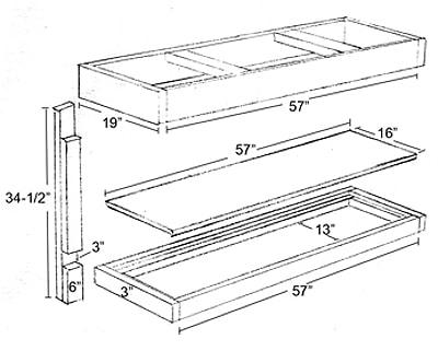 ezbench dia Easy to Build Workbench
