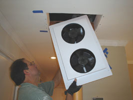 Install A Whole House Fan Extreme How To
