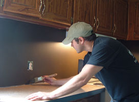 Refinishing Kitchen Cabinets For The D I Y