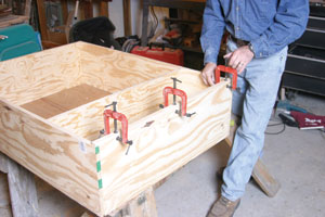 tcab2 Build a Locking Tool Cabinet